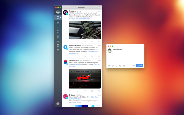 ‎Tweetbot 3 for Twitter Screenshot