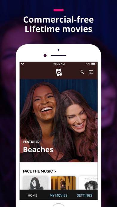 Lifetime Movie Club app image