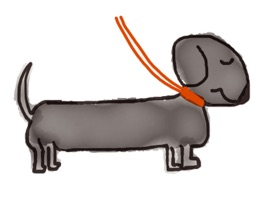 This dachshund (teckel, wiener dogs, doxies) stickers app has been created with lots of love, so I hope you'll enjoy it