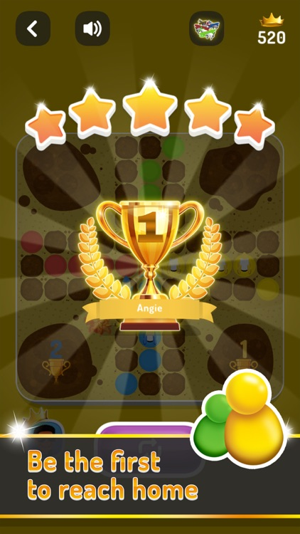 Ludo Trouble - Family Parchis screenshot-7