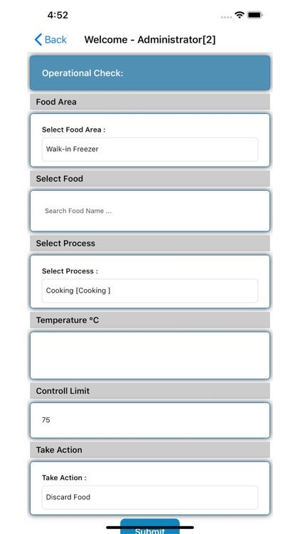 FoodWatch Connect screenshot-4