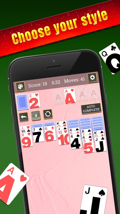 Solitaire: Classic Card Puzzle screenshot-3