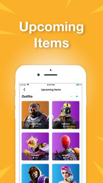 Daily Llama for Fortnite screenshot-3