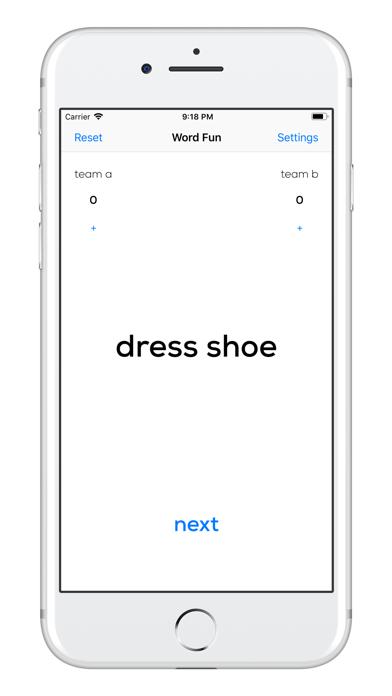 Word Fun - Catchphrase Game screenshot 3