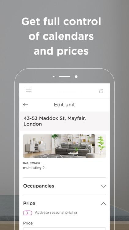 Spotahome for Landlords screenshot-3