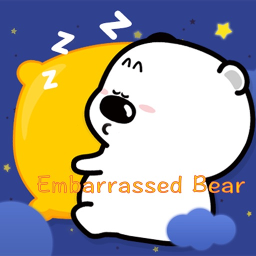 Embarrassed  Bear