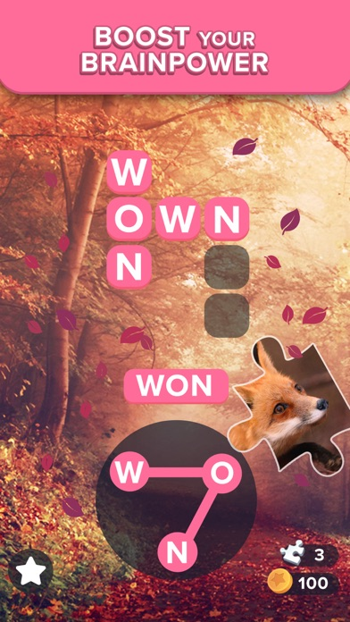 Puzzlescapes: Word Puzzle Game for windows pc