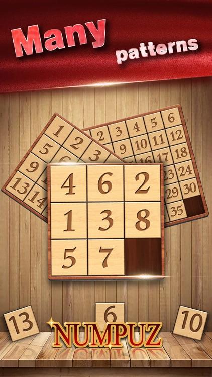 Numpuz:Classic Number Game screenshot-6