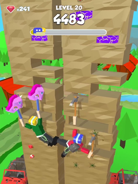 Crazy Climber!のおすすめ画像2