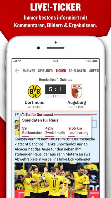 Kicker Fussball News By Kicker Online Olympia Verlag Gmbh