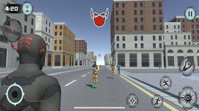 Immortal SuperHero City War screenshot 3