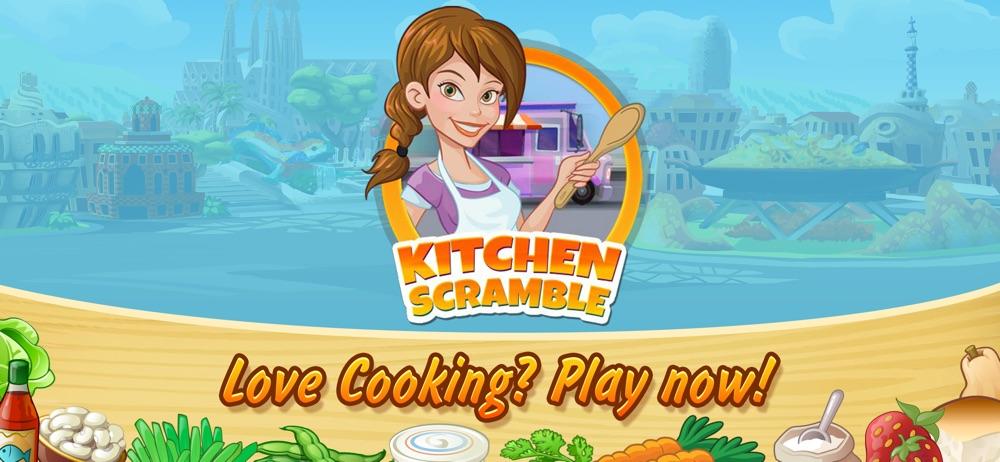 Kitchen Scramble: Cooking Game Cheat Codes
