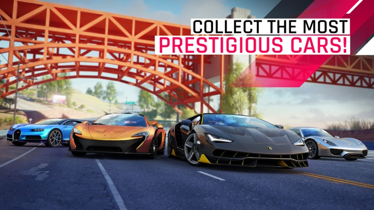 Asphalt 9: Legends screenshot-1
