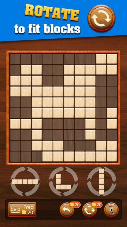 Woody Extreme Block Puzzle screenshot-8