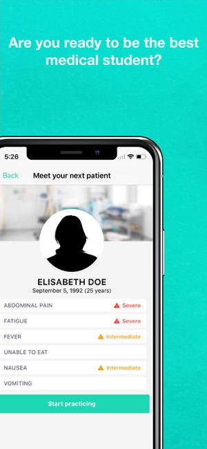 InSimu - The Patient Simulator on the App Store