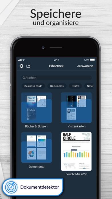 Screenshot for Scanner für mich in Austria App Store