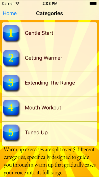 Screenshot for Warm Me Up! in Australia App Store