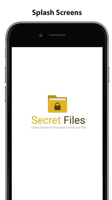 Secret Folder- Lock Your File screenshot 1