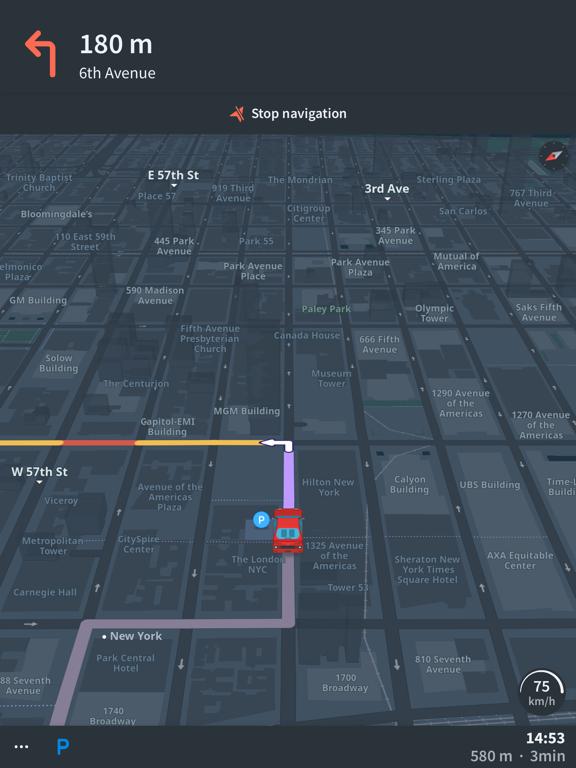 Screenshot #6 pour Karta GPS - Cartes hors-ligne