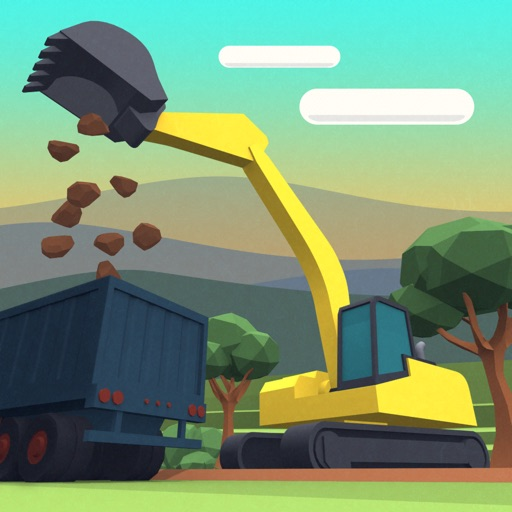 Dig In: An Excavator Game