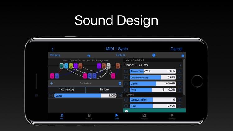 Wotja Pro 19: Generative Music screenshot-3