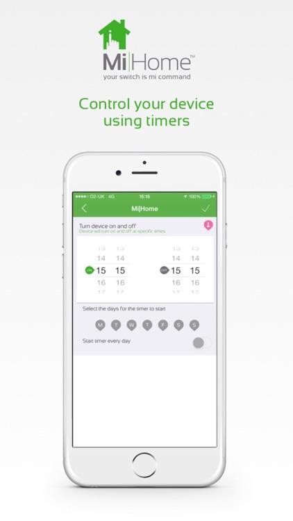 MiHome – Energenie Smart Home screenshot-4