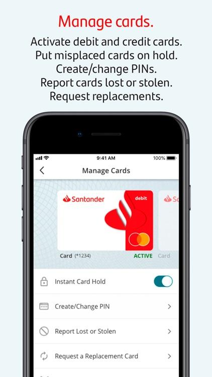 Santander Bank US screenshot-5