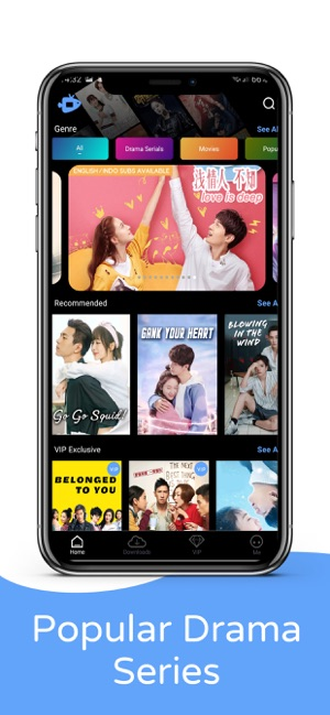 Vidfish - Watch China HD Drama on the App Store