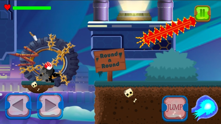 Z Stick Super Dragon Adventure screenshot-2