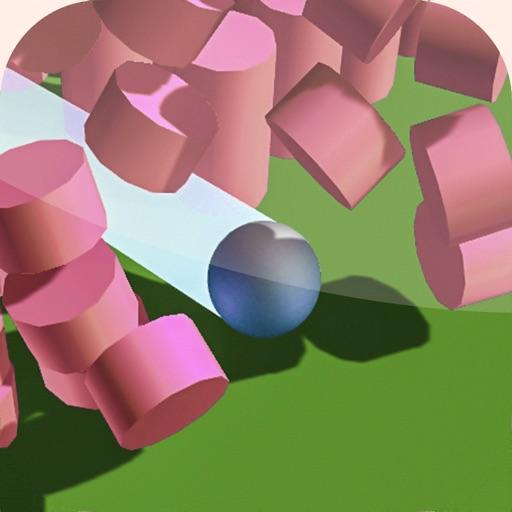 Ball Lance: Balls bump 3D game