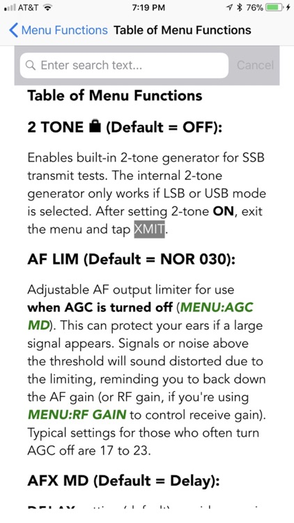 KX2 Micro Manual screenshot-3