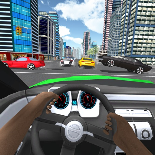 Furious Car: Fast Driving App for iPhone - Free Download