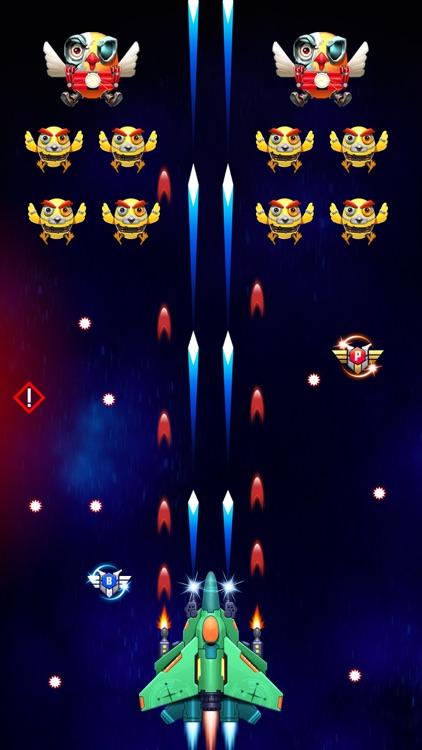 Strike Galaxy Attack Fighters screenshot-4