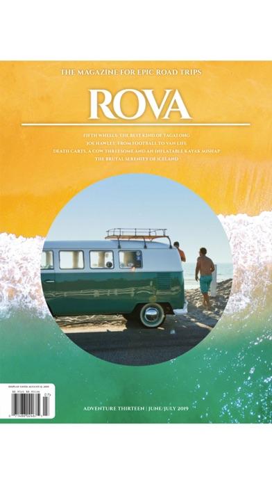 ROVA MagazineScreenshot of 1