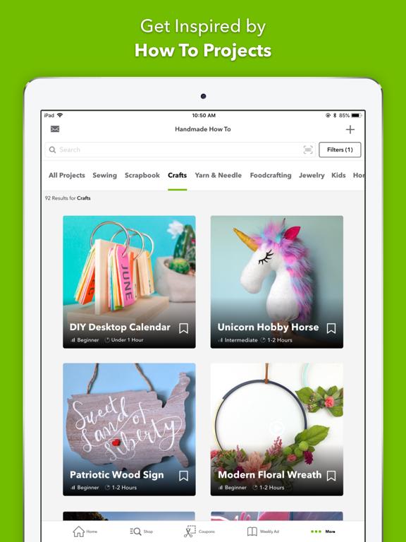JOANN - Shopping & Crafts