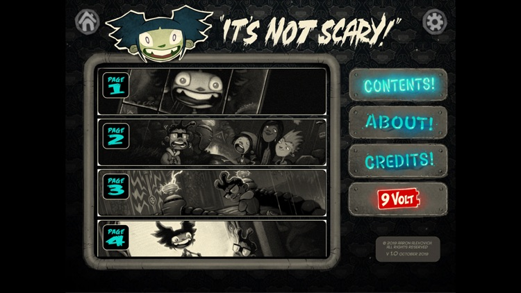 IT'S NOT SCARY! screenshot-9