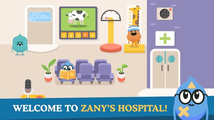 Dumb Ways JR Zany's Hospital screenshot-0
