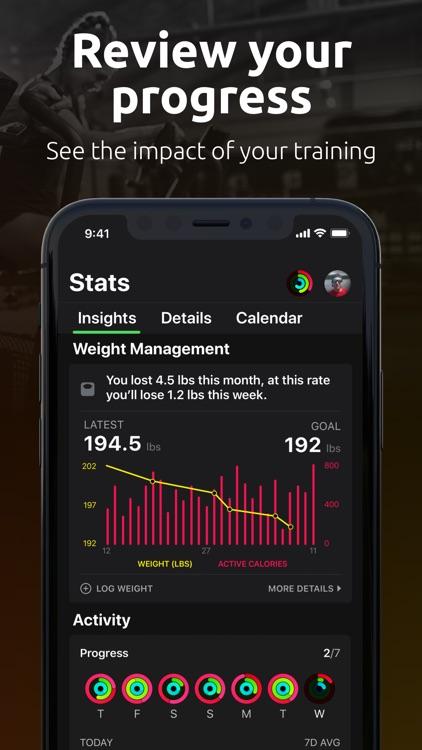 FITIV Pulse GPS Cardio Tracker screenshot-3