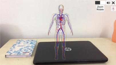 AR Vascular system screenshot 1