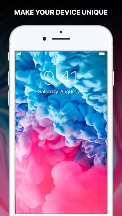 Everpix Cool Wallpapers HD 4K screenshot-6