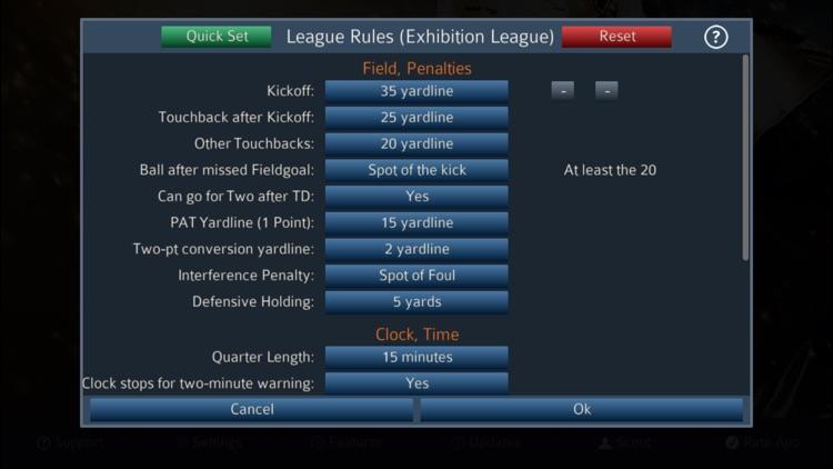 Pro Strategy Football 2020 screenshot-9