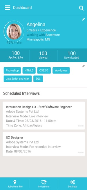 Jobma for Candidates on the App Store