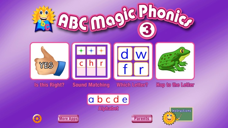 ABC MAGIC PHONICS 3 screenshot-0