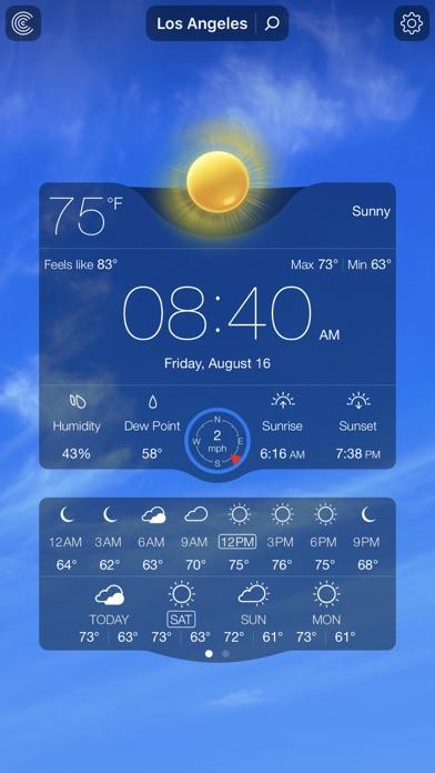 Weather Live° Screenshot