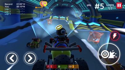 Starlit On Wheels: Super Kart free Tokens hack