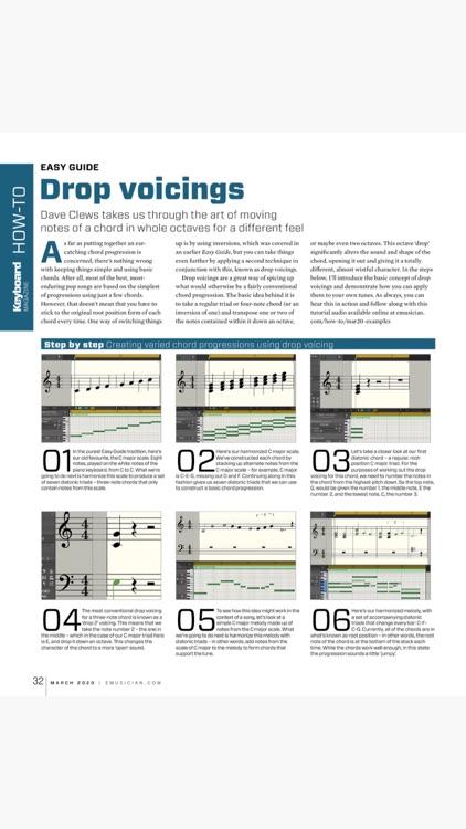 Keyboard Magazine screenshot-6