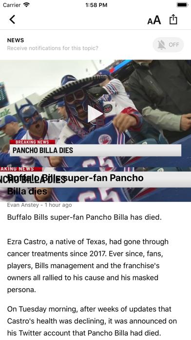 WIVB News 4 - Buffalo by LIN Television Corporation (iOS