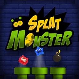 Splat Monster: get them all