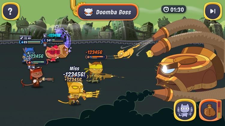 AFK Cats: Idle RPG Boss Arena screenshot-4