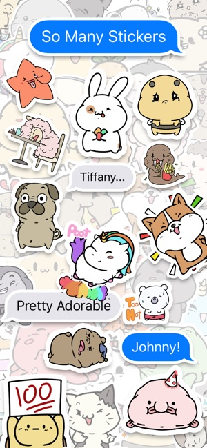 Aminal Stickers on the App Store